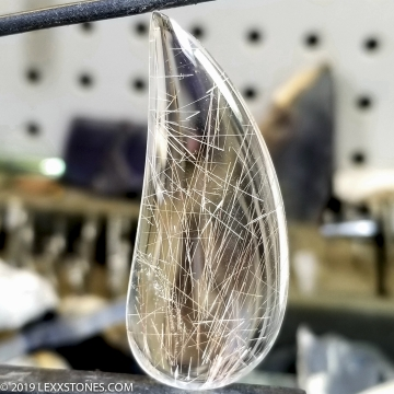Rutilated Quartz Lexx Stones