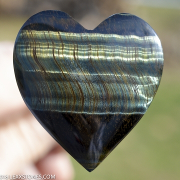 Lexx Stones Variegated Tiger Eye