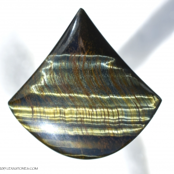 VARIEGATED TIGER EYE - Griekwastad, Northern Cape Province, South Africa